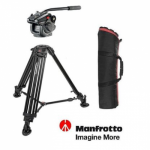 Manfrotto 546b + 501hdv
