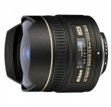 Nikon 10.5mm f/2.8 G DX Fisheye