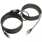 USB 2.0 Hi-Speed A/B Active Repeater Cable (6,5 m)