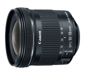 Canon 10-18mm ƒ/4.5-5.6 IS STM