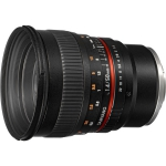 Sony 50mm f/1.4 (Samyang)