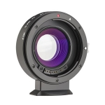 Kipon EF-mount to MFT-mount (Metabones)