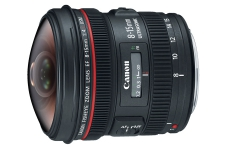 Canon 8-15mm f/4 L Fisheye